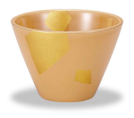 白漆フリーカップ 氷蒔絵(1)